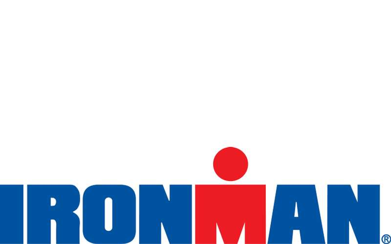 iron man blue and red logo