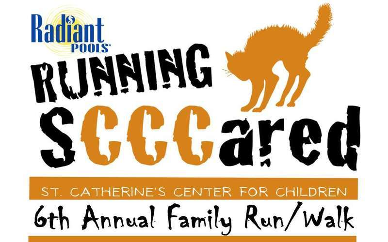 Running SCCCared event poster