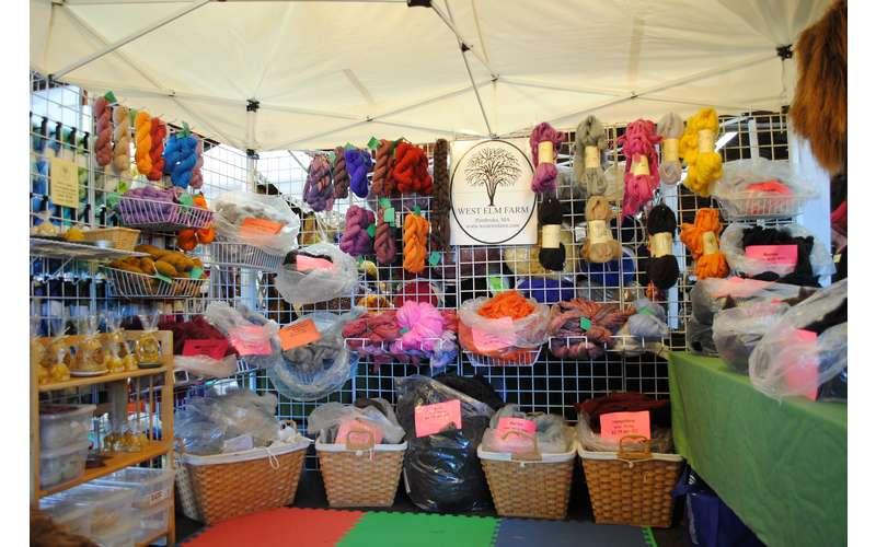2019 Adirondack Wool & Arts Festival - Saturday, Sep 28