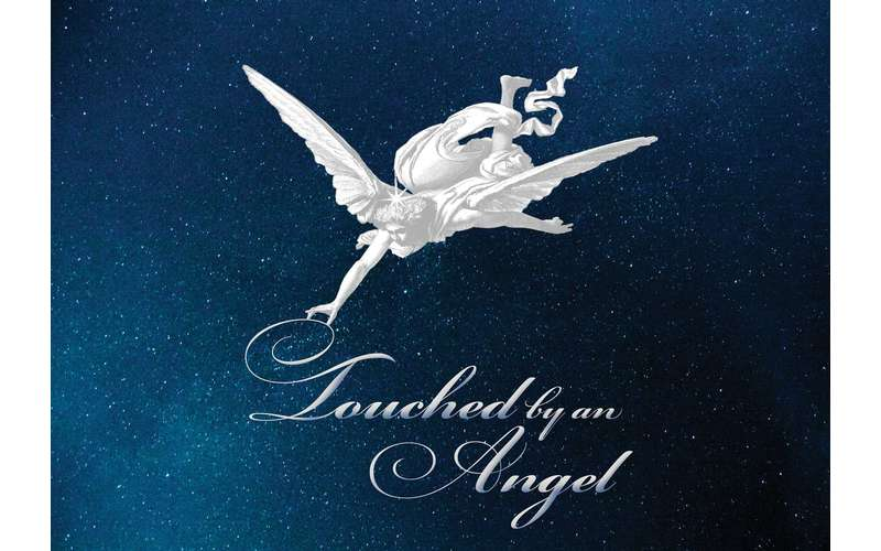 touched by an angel logo