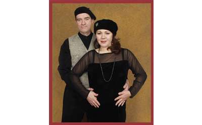 Sonny and Perley in Benefit Concert for Sand Lake Center for the Arts Feb. 7