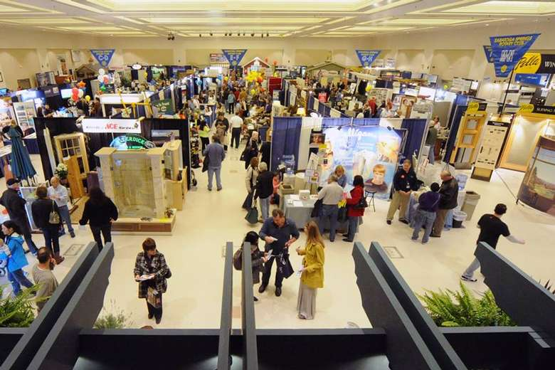 home and lifestyle show booths