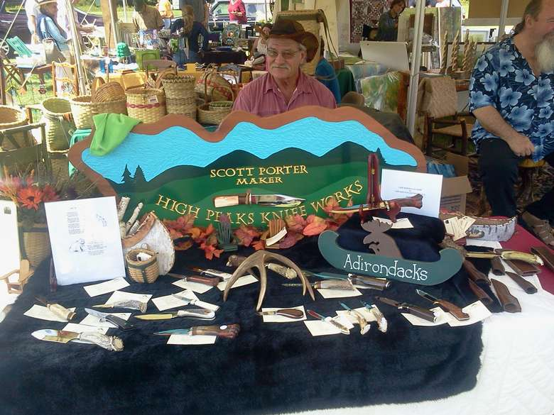 High Peaks Art and Antiques Show Photo 2