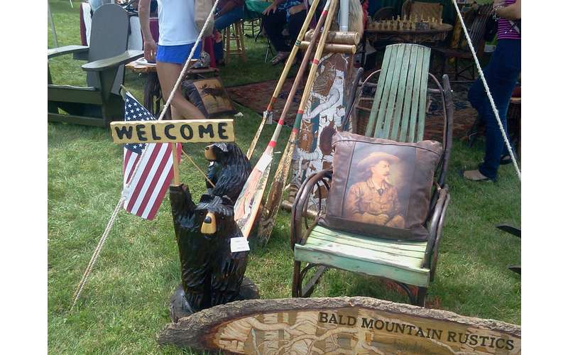 High Peaks Art and Antiques Show Photo 3