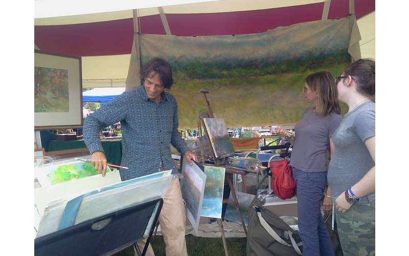 High Peaks Art and Antiques Show Photo 4