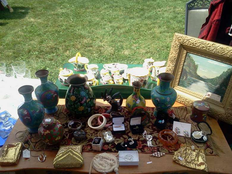 High Peaks Art and Antiques Show Photo 6