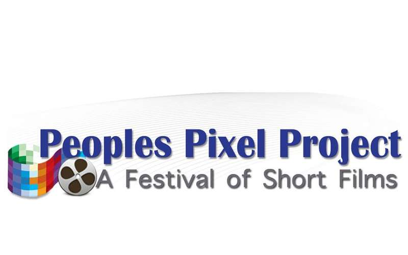 the logo for the peoples pixel project