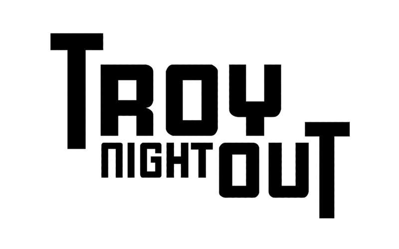 troy night out logo