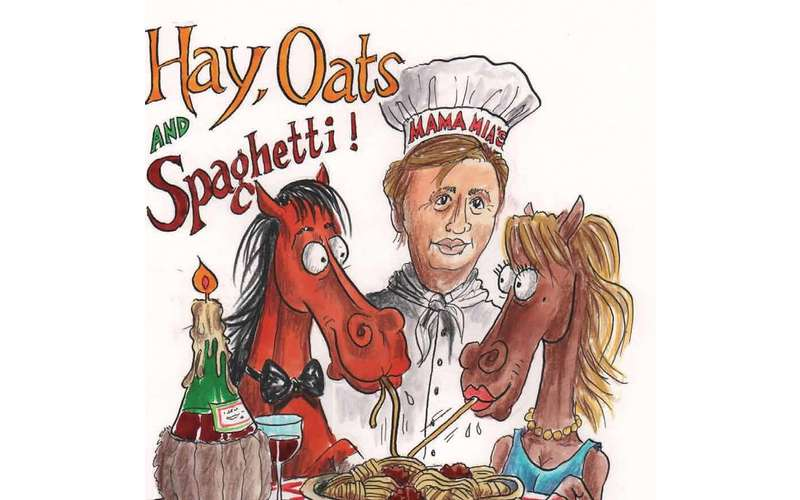 hay, oats, and spaghetti image