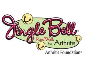 Jingle Bell Run Walk logo
