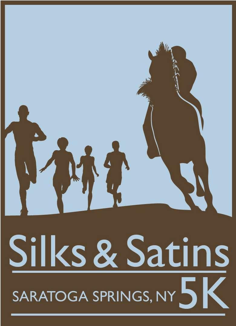 silks and satins logo