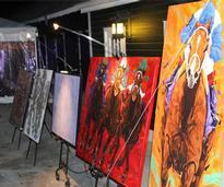 saratoga paintings