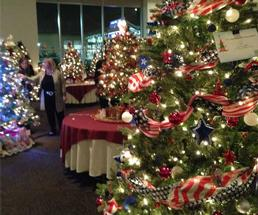 Saratoga Festival of Trees