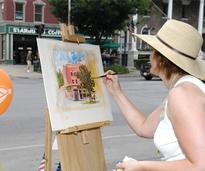 Art thrives in Saratoga Springs