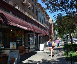Shopping in Downtown Saratoga Springs NY