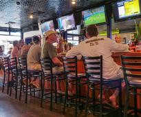 Sports Bar in Saratoga