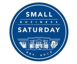 Small Business Saturday logo est. 2010