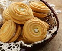 cookies in a basket