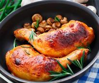 Cranberry-Glazed Chicken