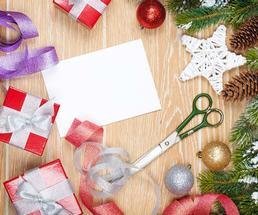 holiday craft tools