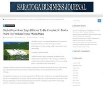 saratoga business journal article