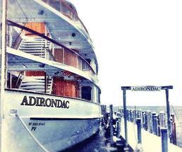 adirondac cruise in winter
