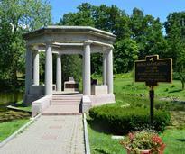 world war memorial in congress park