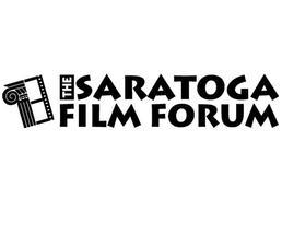 logo for saratoga film forum