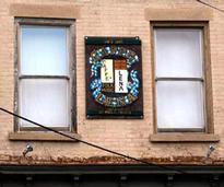 exterior of caffe lena