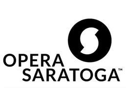 official logo for opera saratoga
