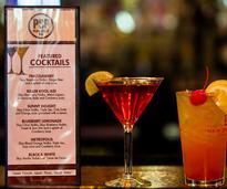 drinks at pearl street pub