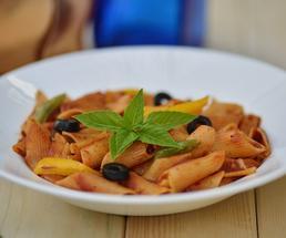 pasta dinner