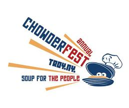 troy chowderfest logo