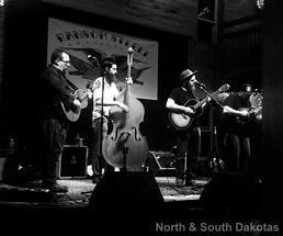 north and south dakotas band performing