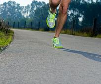 runner's legs