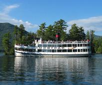 mohican steamboat on lake george