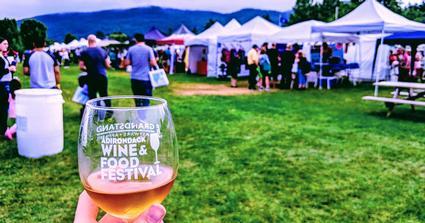Adirondack Wine & Food Festival