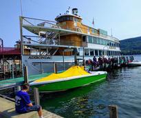 Adirondac boat