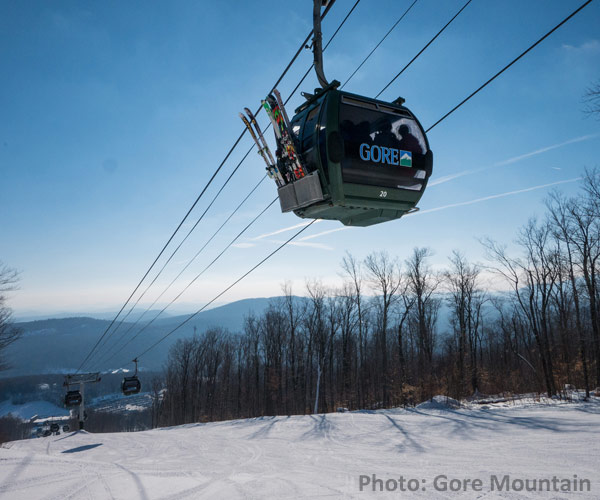 gondola at gore mountain