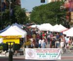 farmers market booths