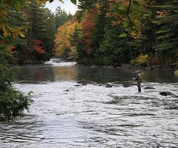 sacandaga river
