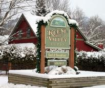 keene valley lodge sign