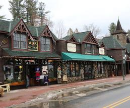 businesses in lake placid