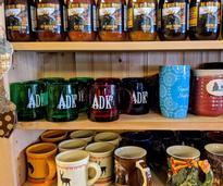 ADK mugs, etc.