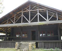 main lodge at camp santanoni