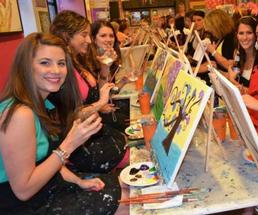 paint and sip studio