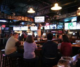 bar at o'toole's in glens falls