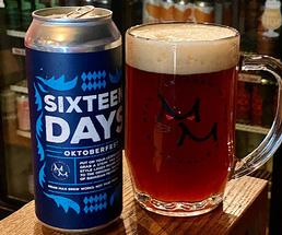can and mug of mean max oktoberfest