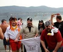 polar plunge pirates