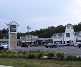 outlet center in lake george
